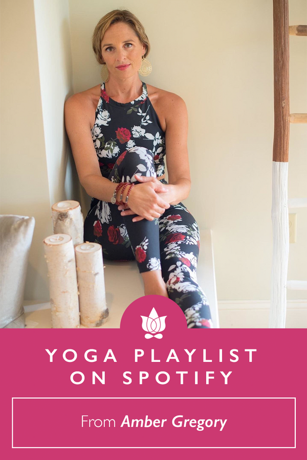 Yoga Playlist on Spotify from Amber Gregory