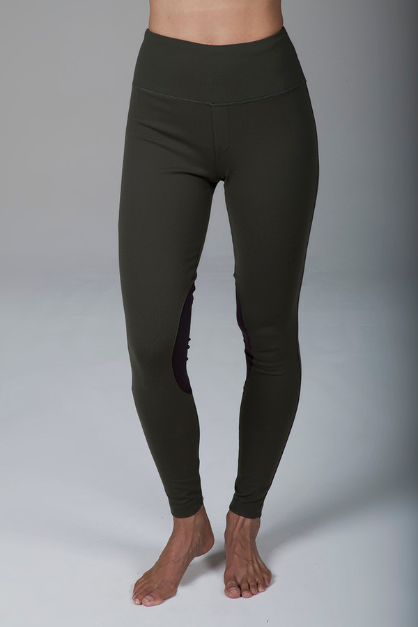 Riding Pant in Forest Night