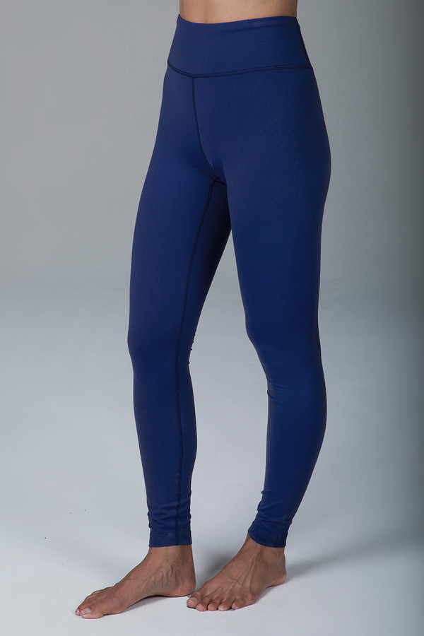 Grace Ultra High Waist Yoga Legging (Midnight)
