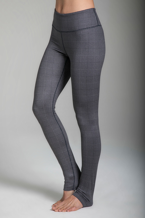 Glen Plaid Legging