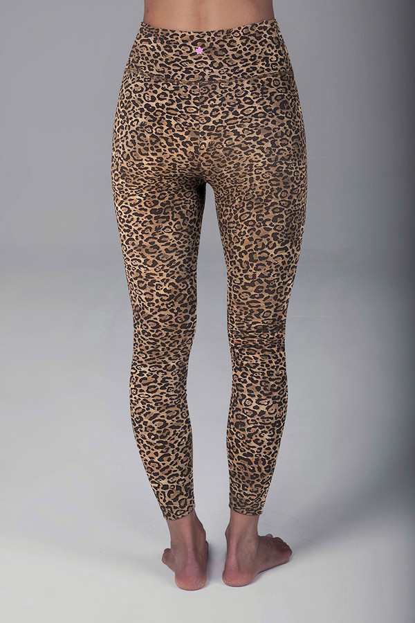 Grace Ultra High Waist 7/8 Yoga Legging (Perfect Leopard)