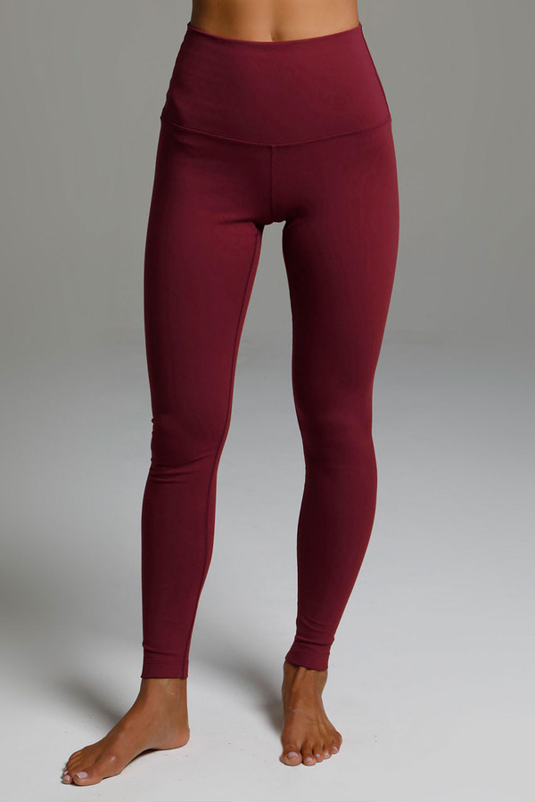 Renew High Waist Yoga Legging front view