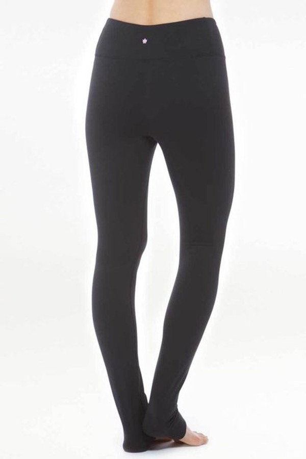Model wearing KiraGrace Grace High Waist Yoga Legging back