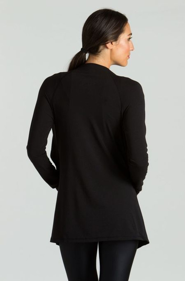 KiraGrace Grace Cardigan in black back