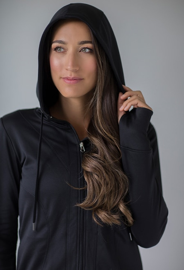 Elevate Fleece Jacket (Black)