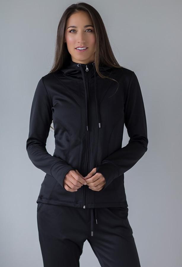 Elevate Fleece Jacket (Black)