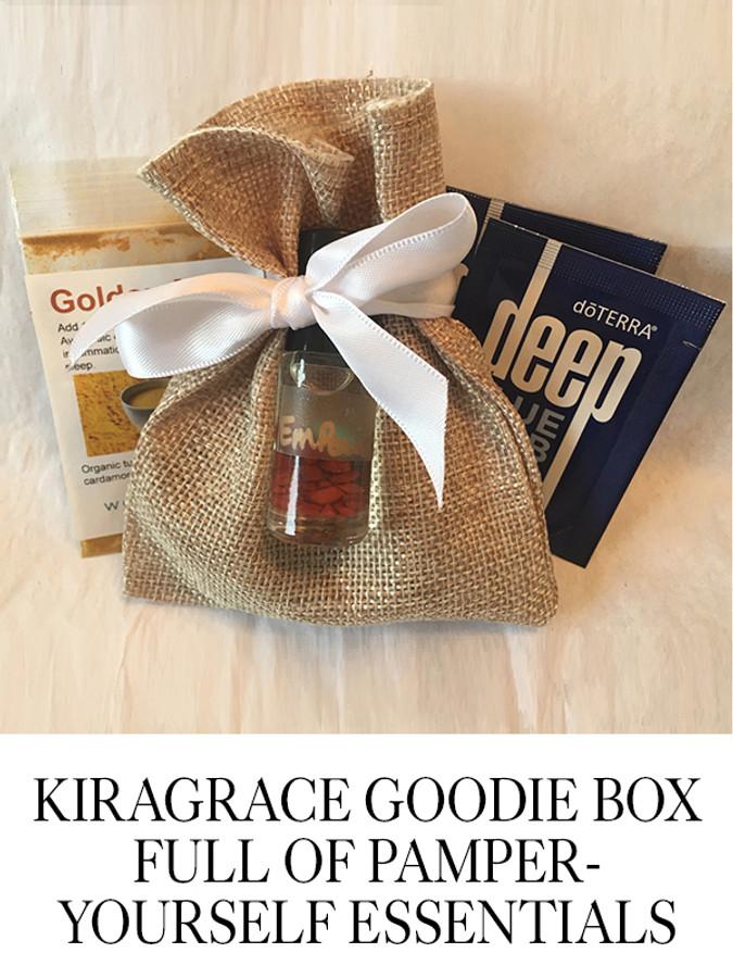 KiraGrace Empowering Women Goodie Box