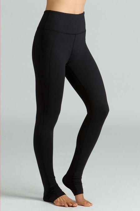 7c418f82510 Ultra High Waist Yoga Legging (Black)