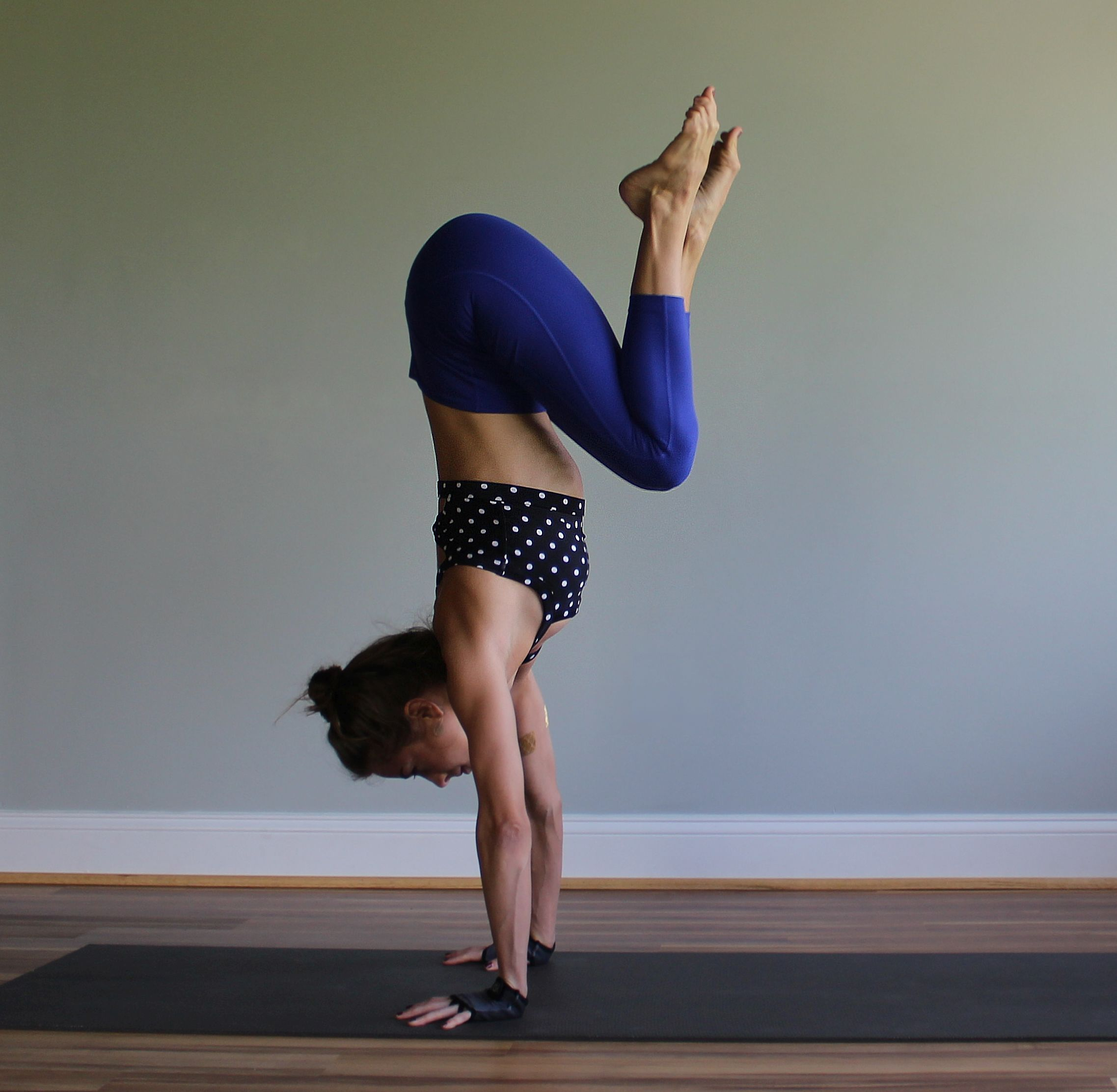 Four Poses to Improve Your Handstand - KiraGrace