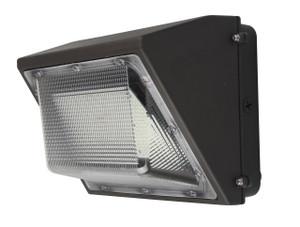 80W LED Wall Pack Forward Throw - 9600 Lumens - 5 years Warranty - 5700K - UL  DLC - 350W to 500W MH Equivalent