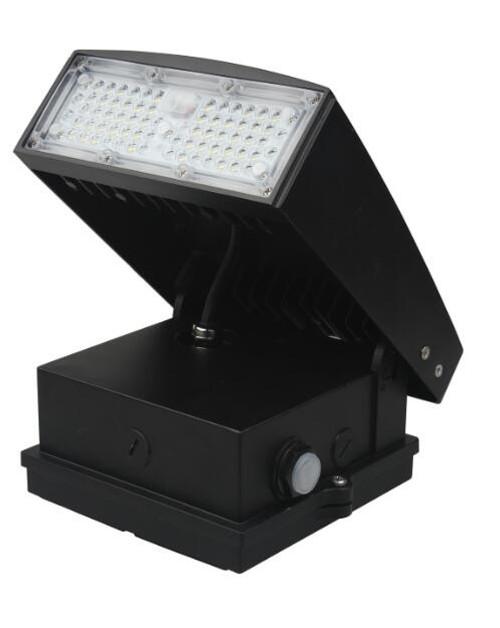 55w led wall pack lighting