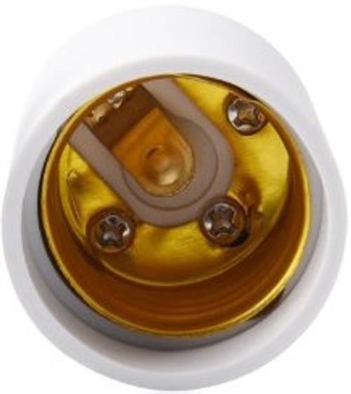 GU24 to E26 Adapter Medium Base Light Socket Bulb Converter
