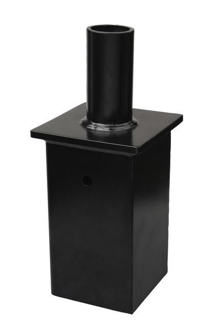 4 inch tenon adaptor for square poles