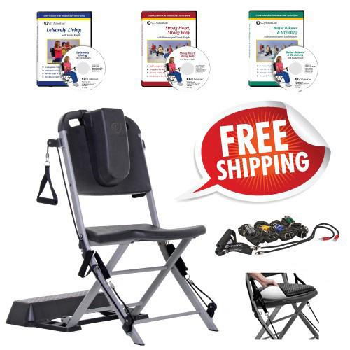 "Resistance Chair ""Beginner"" Pack"
