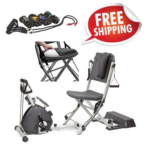 Resistance Chair + Smooth Rider II Bike Savings Pack