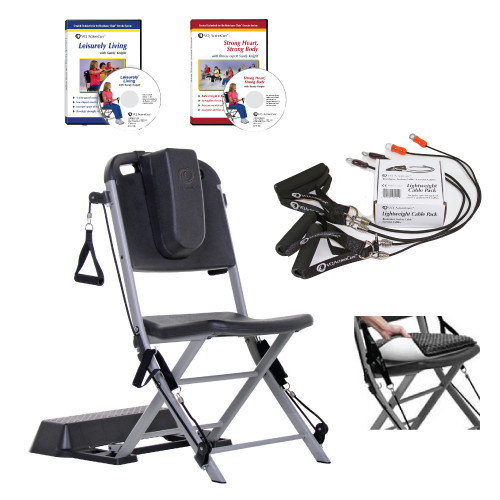 "Resistance Chair ""Rehabilitation"" Pack"