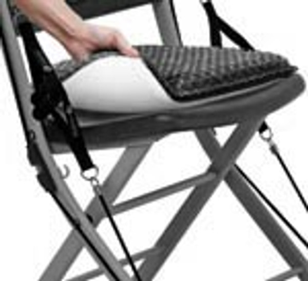 Resistance Chair - Non Skid Seat Cushion - MOST Popular Accessory
