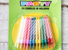 24-Pack Candles
