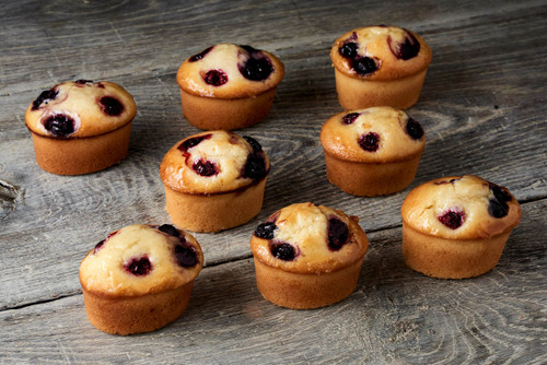 Berry Friands Box Of 8