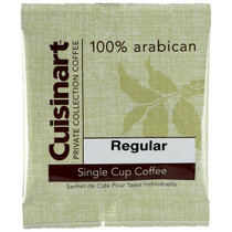 Cuisinart Private Collection Coffee 1-cup Pod Regular, Case of 200