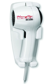 Andis 30135 Hang Up 1600 Wall Mount Hair Dryer Plug In, HD-3