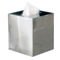 Gloss Collection Boutique Tissue Box Cover, 3 Per Case, Price Per Each