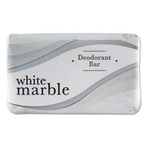White Marble Dial Deodorant Bar Soap 2.5 Oz, Case of 200