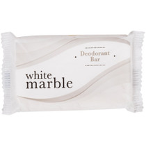 White Marble Dial Basics Deodorant Bar Soap 1.5 Oz, Case of 500