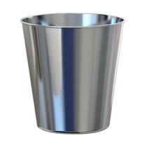 Gloss Collection Wastebasket 9 Quart, 6 Per Case, Price Per Each