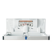 Foundations  5410339 Frameless Surface Mount Changing Station with full Stainless Wrap, Horizontal