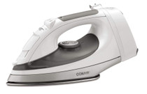Conair WCI306R Cord-Keeper Steam Iron, White