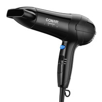 Conair 425BKWH 1875 Watt Ionic Hair Dryer with Concentrator, Black