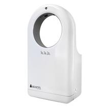 iStorm2 High Speed Hand Dryer, White