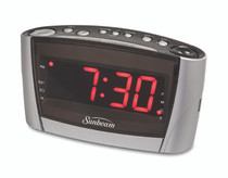 Sunbeam CR1007-005 Clock Radio with Insta-set