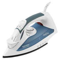 Sunbeam 4273-200 GreenSense SteamMaster Full Size Professional Iron with ClearView, White, OPEN BOX