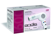 Andis 40055 PD-2A Pro Style 1600, White - Plug In