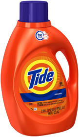 Tide  HE Liquid Laundry Detergent, 100 oz, Case of 4