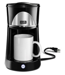 Andis 60980 One Cup Commercial Coffee Maker
