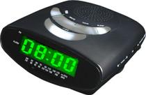Alarm Clock Radio with MP3 Connector