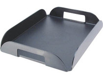 Deluxe Presentation Tray 11x14 Black for Coffee Makers, Cups and Amenities