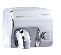 Saniflow E88C Push Button Hand Dryer - Bright Chrome