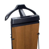 Corby 4400W Pants Press with Valet, Walnut Finish