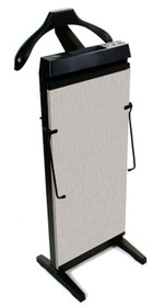 Corby 4400C Pants Press with Valet, Satin Chrome
