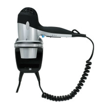 Sunbeam HD3003-005 1500 Watt Wall Mount Hair Dryer with LED Night Light