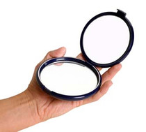 Floxite FL-CP10 Double Mirror 10X Compact, Blue
