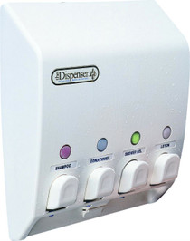 Better Living 71450 Classic Dispenser IV, White