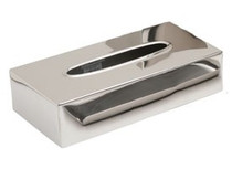 Steeltek Basic/SOHO Collection Flat Tissue Box Cover
