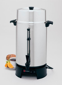 West Bend Aluminum 100 Cup Commercial Coffee Urn