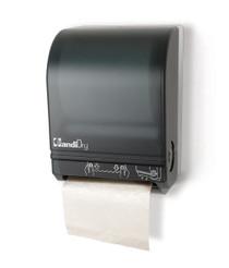 HandiDry Mechanical Touchless Roll Towel Dispenser