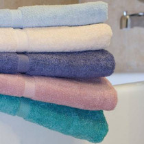 Oxford Imperiale Color Hand Towel 16x30, 3.95 lb., 100% Cotton, Dobby Border & Dobby Edge, 1 dozen